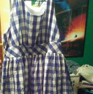 Modcloth Maine Attraction Dress